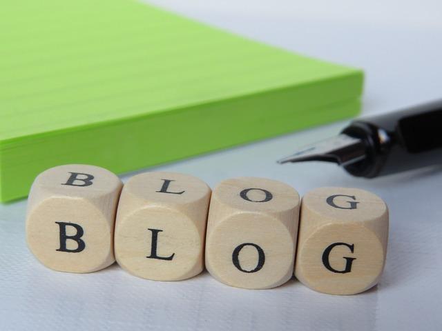 ブログ記事を作成する際に重要なキーワード選定について